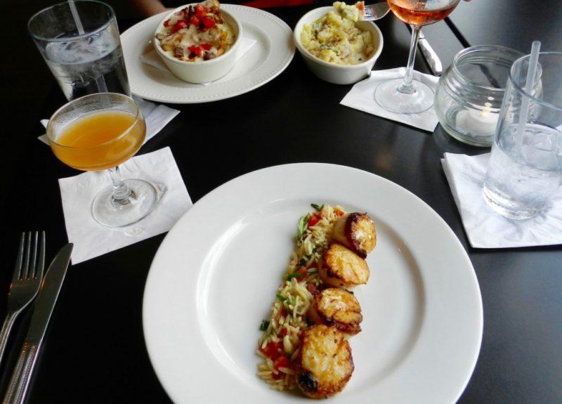 A Delicious Meal at Inspirado